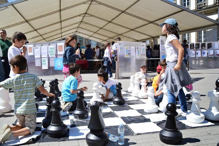 Festival Xadrez Na Rúa