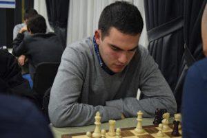 Maestro FIDE Alberto Portela Peleteiro