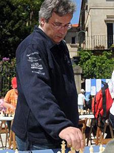 Maestro Internacional Daniel Rivera Kuzawka