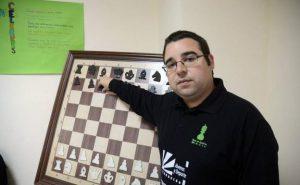 Gran Maestro Manuel Pérez Candelario