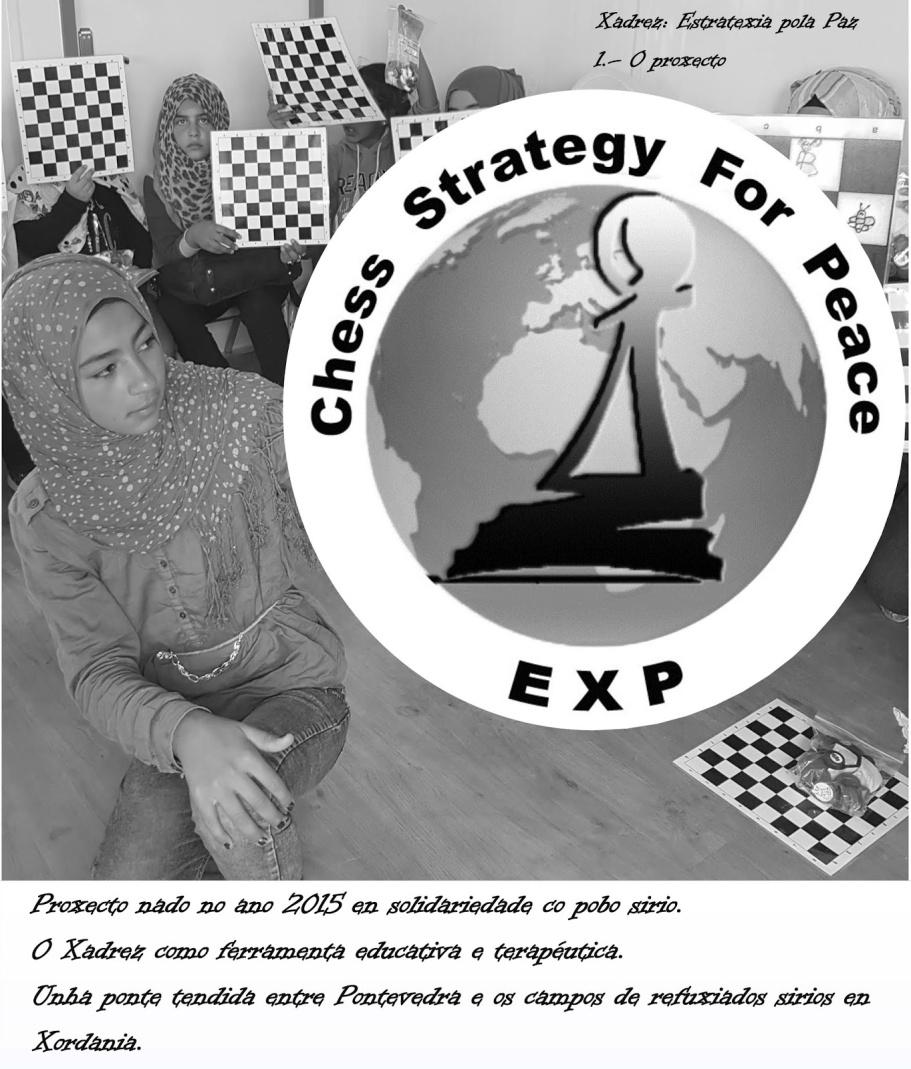 Chess Strategy for Peace vuelve a Azraq y Al Zaatari