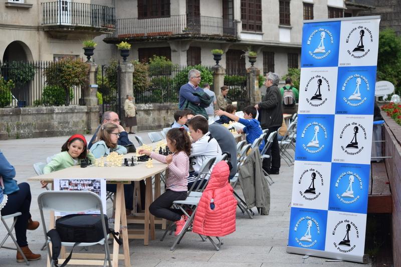 O xadrez celebra o Día dás Letras Galegas e expresa unha sentida homenaxe a Ricardo Carvalho Calero.