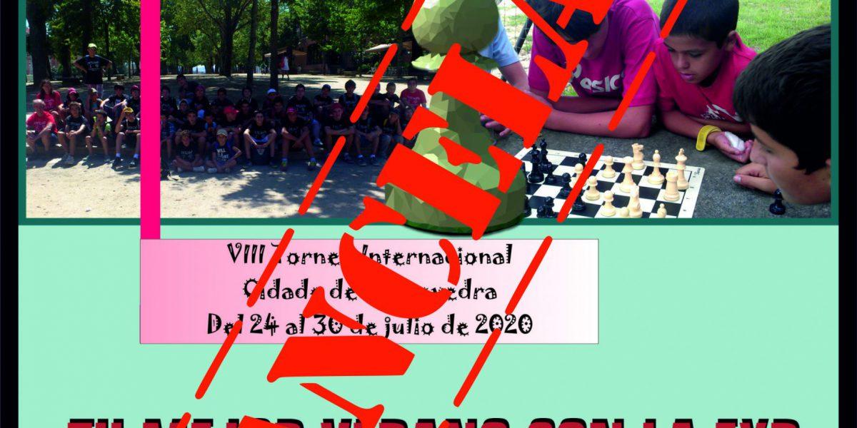 CANCELADO VIII Campus Ramon Escudeiro