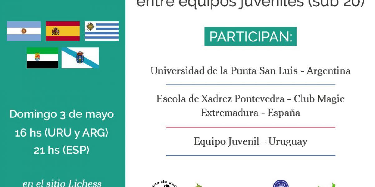 Encuentro Internacional de confraternidad, Uruguay, Argentina, Galicia, Extremadura